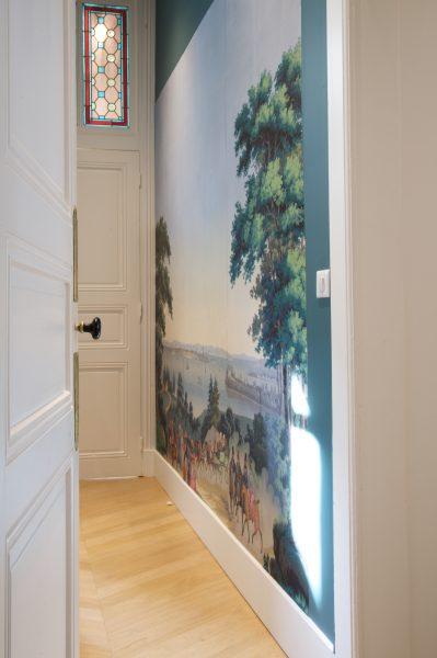 tapisserie panoramique