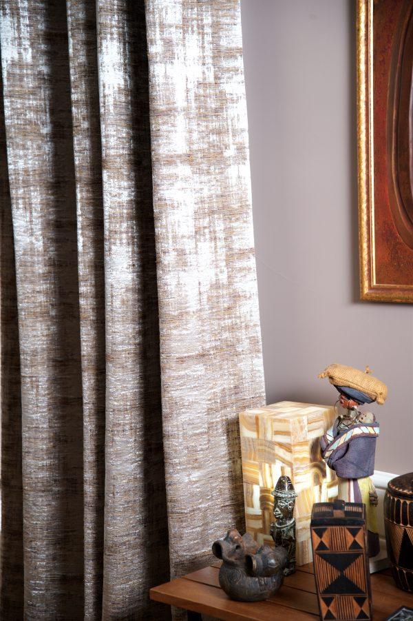rideau décoration ethnique
