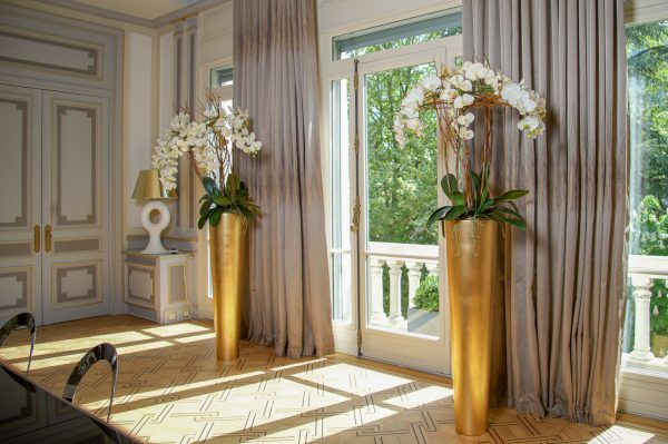 Murmure decoration Tapissier decorateur Voile CREATIONS METAPHORES